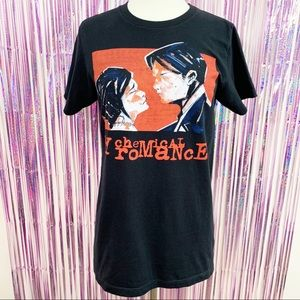 My Chemical Romance Black Three Cheers T-Shirt